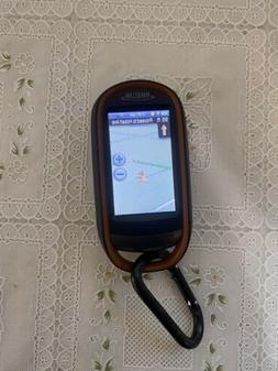 explorist 710 handheld gps