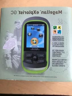 "MAGELLAN eXplorist GC Waterproof Handheld GEOCACHING 2.2"" LC"