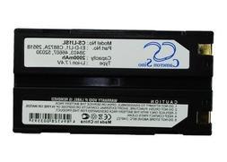 2000mAh Ext Battery for Trimble 5700, 5800, R7, R8 GPS Recei
