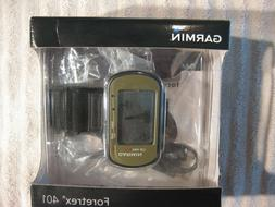 garmin foretrex 401 GPS with wrist strap. Great for hiking,