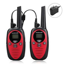 22 Channel FRS GMRS Dual Band 2 Way Radio Long Range Up to 3