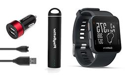 Garmin Approach S10 Golf GPS Watch Bundle | Includes PlayBet