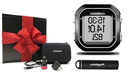 Garmin Edge 25 Gift Box Bundle with PlayBetter Portable Lips