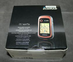GARMIN eTrex 20 Handheld GPS Receiver Navigator 20 010-01508