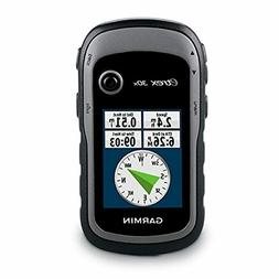Garmin eTrex 30x Handheld GPS Navigator with 3-axis Compass