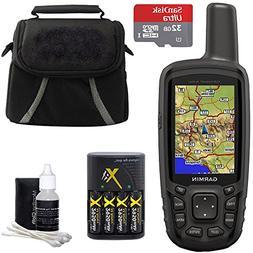 Garmin GPSMAP 64sc Handheld GPS - 1 Year BirdsEye 010-01199-