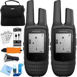 Garmin Rino 700 2 PACK 2-Way Radio + GPS Navigator  Accessor