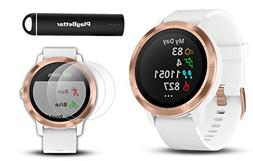 Garmin vivoactive 3  Fitness GPS Watch Power Bundle | Includ