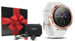 Garmin vivoactive 3  Gift Box Bundle | Includes HD Screen Pr