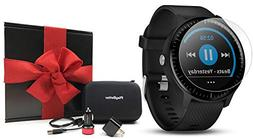 Garmin vivoactive 3 Music Gift Box Bundle | with HD Screen P