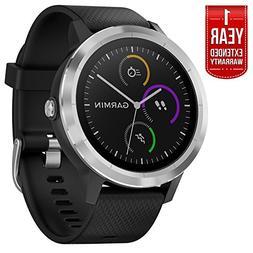 Garmin 010-01769-01 Vivoactive 3 GPS Fitness Smartwatch  + 1