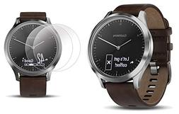 Garmin vivomove HR Premium  Hybrid Smartwatch | Bundle Inclu