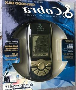 Cobra GPS 1000 DLX Handheld. >>>GPS1000DLX