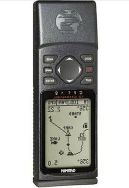 Garmin GPS 12 Personal Navigator Compass, Waterproof, 12 Cha
