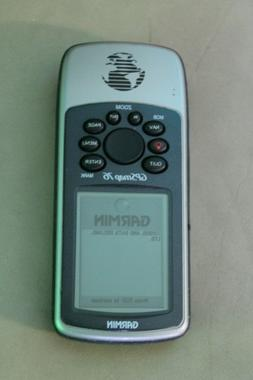 Garmin GPS 76 Handheld Batteries included