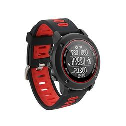 GPS Hiking Bluetooth Smart Watch, Adventurer Outdoor Sports