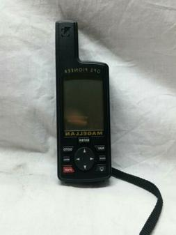 Magellan GPS Pioneer personal hand held ez to read small GPS
