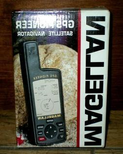 Magellan GPS Pioneer Satellite Navigator~Handheld~Hiking~Cam