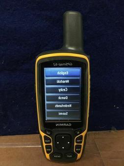 Garmin GPSMAP 62 Handheld GPS Navigator  NEW Free Shipping