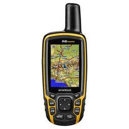 Garmin GPSMAP 64 Handheld GPS w/GLONASS