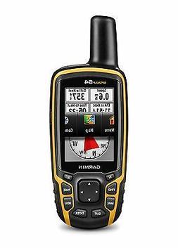 Garmin GPSMAP 64 Worldwide Handheld GPS Navigator - 010-0119