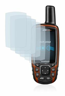 Garmin GPSMAP 64s Hand Held, 6x Transparent ULTRA Clear Scre