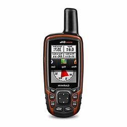 gpsmap 64s handheld gps receiver navigaror compass