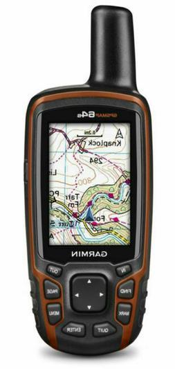 Garmin GPSMAP 64s Handheld GPS Unit 010-01199-10