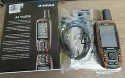 Garmin GPSMAP 64s Handheld GPS Unit new in box rugged