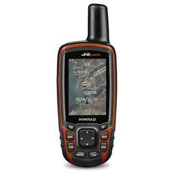 Garmin GPSMAP 64s Rugged Handheld with GPS, GLONASS & Wirele