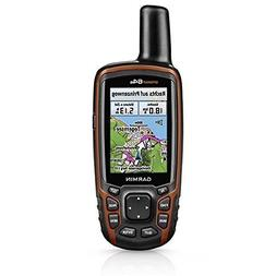 Garmin GPSMAP 64s Worldwide with High-Sensitivity GPS and GL