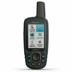 Garmin GPSMAP 64x Color Handheld GPS + 32GB Sandisk MicroSDH