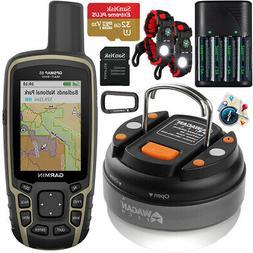 Garmin GPSMAP 65 Handheld Outdoor GPS GNSS Multi Band U.S. &