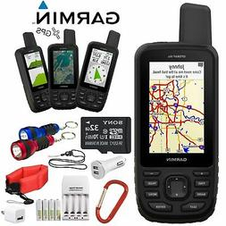 Garmin GPSMAP 66s Multi-Satellite Handheld Navigator Accesso