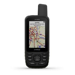 Garmin GPSMAP 66s Multi-Satellite Handheld Navigator Bundle