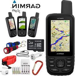 Garmin GPSMAP 66st Multi-Satellite Handheld Navigator Access