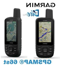 GPSMAP 66st Multisatellite Handheld with Sensors and TopoAct