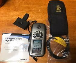 Garmin GPSMAP 76Cs Handheld GPS Bundle.USB Data, Cable,CD, C