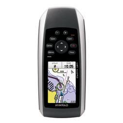 Garmin GPSMAP 78sc Handheld Marine GPS Navigator/Chartplotte