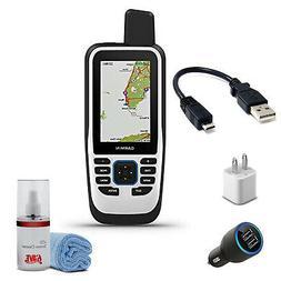 Garmin GPSMAP 86s Floating Handheld GPS with Worldwide Basem