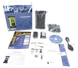 Trimble Nomad 800L Green Bluetooth WiFi GPS Waterproof Handh