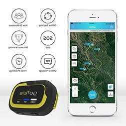 GPS Tracker, No Monthly Fee Real Time GPS Tracker goTele Off