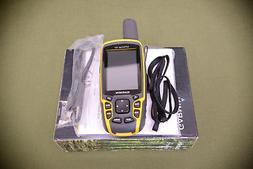 Garmin Handheld GPS GPSMAP 62 Receiver Black Yellow