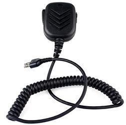 TENQ Handheld Shoulder Mic Speaker Microphone for Midland Ra