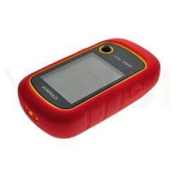 Hiking Handheld GPS Rubber Red Case for Garmin eTrex 10 20 3