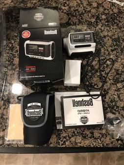 Bushnell Hybrid Laser GPS Rangefinder w/Case