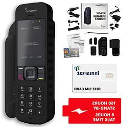 Inmarsat IsatPhone 2 Satellite Phone with SIM card