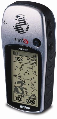 0100024300 - eTrex Vista Hand-Held GPS With Barometric Atime