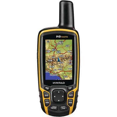 01199 00 gpsmap 64st topo handheld worldwide