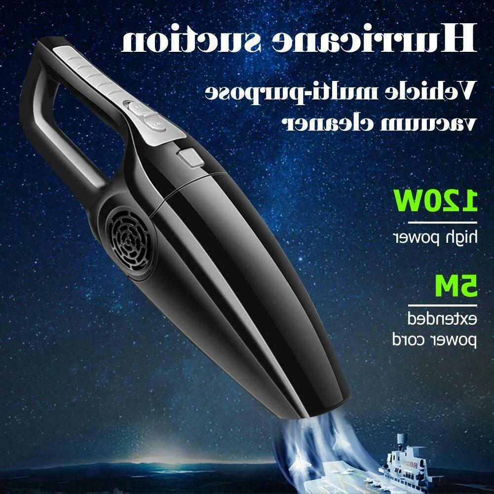 120W Vacuum 3600mbar Use Mini Portable